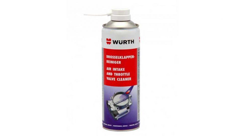 اسپری تمیز کننده کاربراتور خودرو وورث مدل 5861113500 حجم 500 میلی لیتر