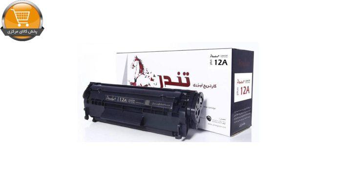 تونر مشکی تندر مدل ۱۲A ظرفیت۲۵۰۰ برگی گارانتی دوساله تعویض | پخش کالای مرکزی