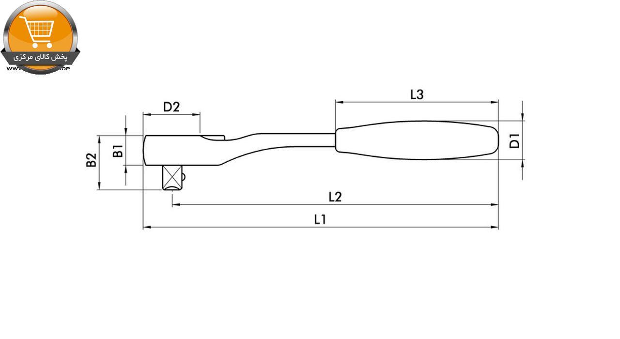 دسته-جغجغه--وورث-مدل-71201203