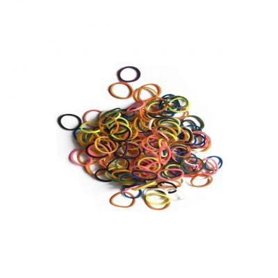 کش-چهل-گیس-کارا-مدل-رنگارنگ-بسته-200-عدد