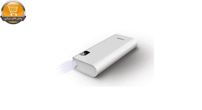 شارژر همراه فیلیپس مدل DLP10016 ظرفیت ۱۰۰۰۰ میلی آمپر ساعت | پخش کالای مرکزی