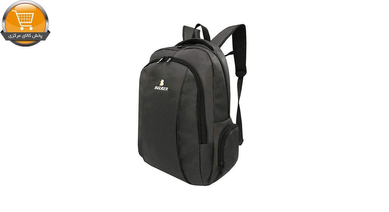 کوله پشتی لپ تاپ بلکر مدل BLR300 مناسب برای لپ تاپ ۱۶.۴ اینچی   پخش کالای مرکزی