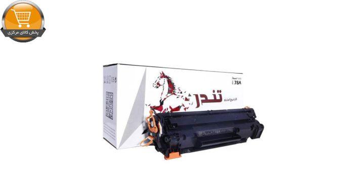 تونر مشکی تندر مدل ۷۸A پلاس | پخش کالای مرکزی