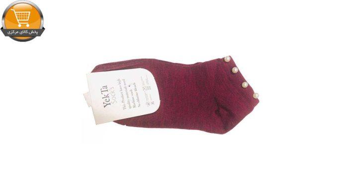 جوراب زنانه یکتا مدل T327-9 | پخش کالای مرکزی