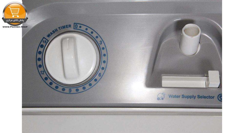 ماشین لباسشویی پاکشوما مدل PWT-9619AJ ظرفیت 9.6 کیلوگرم