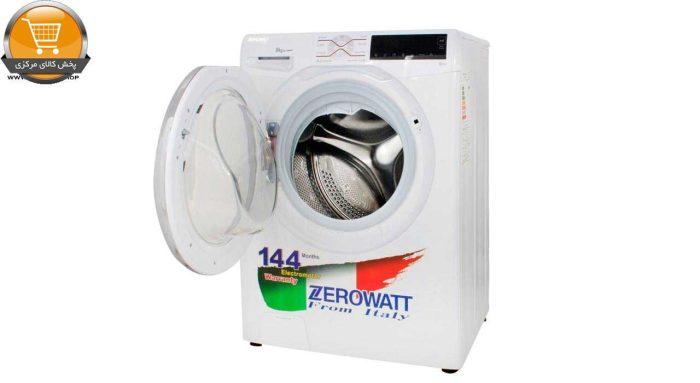ماشین لباسشویی زیرووات مدل OZ-1599 با ظرفیت 9 کیلوگرم