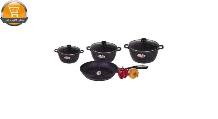 سرویس پخت و پز 7 پارچه زرساب مدل Melorin|پخش کالای مرکزی