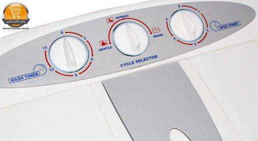 ماشین لباسشویی پاکشوما مدل PWT-6530K ظرفیت 6.5 کیلوگرم