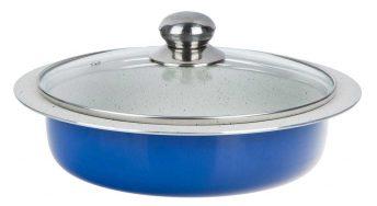 ست ظرف پخت ۳ پارچه عروس کد ۲۰۰۵۸ آبی | پخش کالای مرکزی