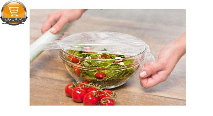 سلفون محافظ موادغذایی سان رپ مدل Fresher رول 100 متری