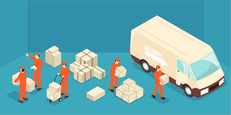 عرضه محصولات | پخش کالای مرکزی