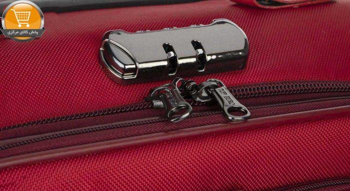 مجموعه 3 عددی چمدان تاپ یورو مدل Te-p02