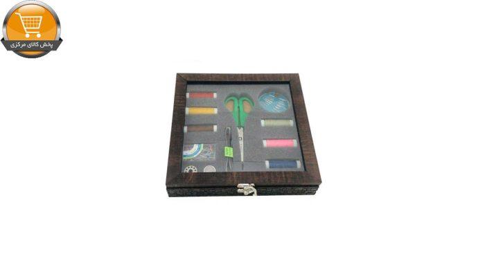 جعبه نخ و سوزن کد 3669|پخش کالای مرکزی