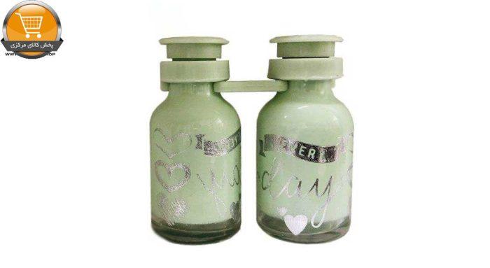 نمکدان دو عددی کمیکس طرح Love مدل 8027 کد 101080|پخش کالای مرکزی
