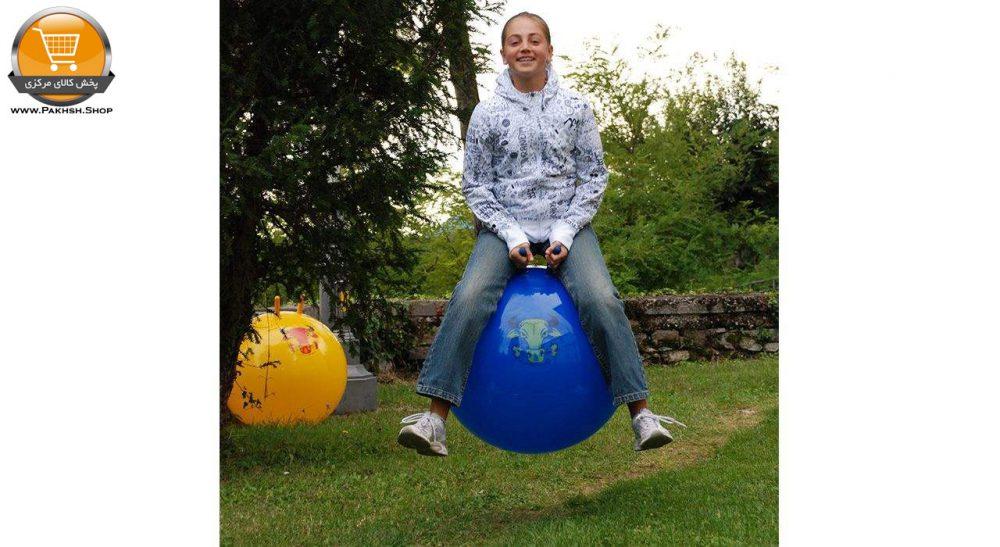 توپ دسته دار لدراگوما مدل Globetrotter قطر 53 سانتی متر