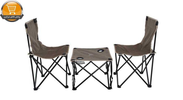 ست میز و صندلی سفری دی کمپ مدل 002