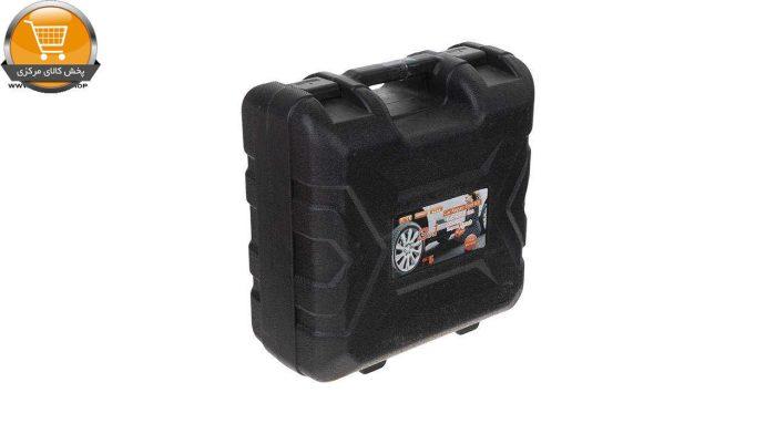 مجموعه پنچرگیری کمپرسور و آچار بکس خودرو اتوویم مدل 001 پخش کالای مرکزی