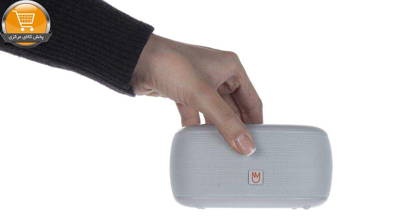 اسپیکر بلوتوثی قابل حمل ان ام سی مدل NUKE|پخش کالای مرکزی