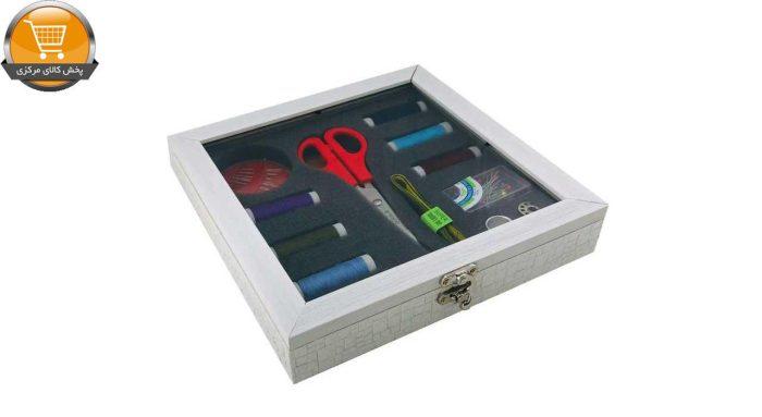 جعبه نخ و سوزن کد 3670|پخش کالای مرکزی