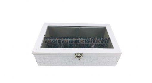 جعبه چای کیسه ای کد 3674|پخش کالای مرکزی