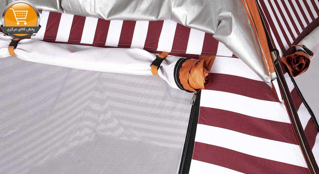 چادر مسافرتی 10 نفره اف آی تی مدل B-27|پخش کالای مرکزی