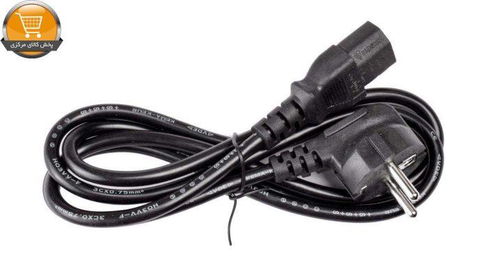 کابل برق 3 پین منبع تغذیه کامپیوتر کد DOP-GM00W طول 1.5 متر|پخش کالای مرکزی