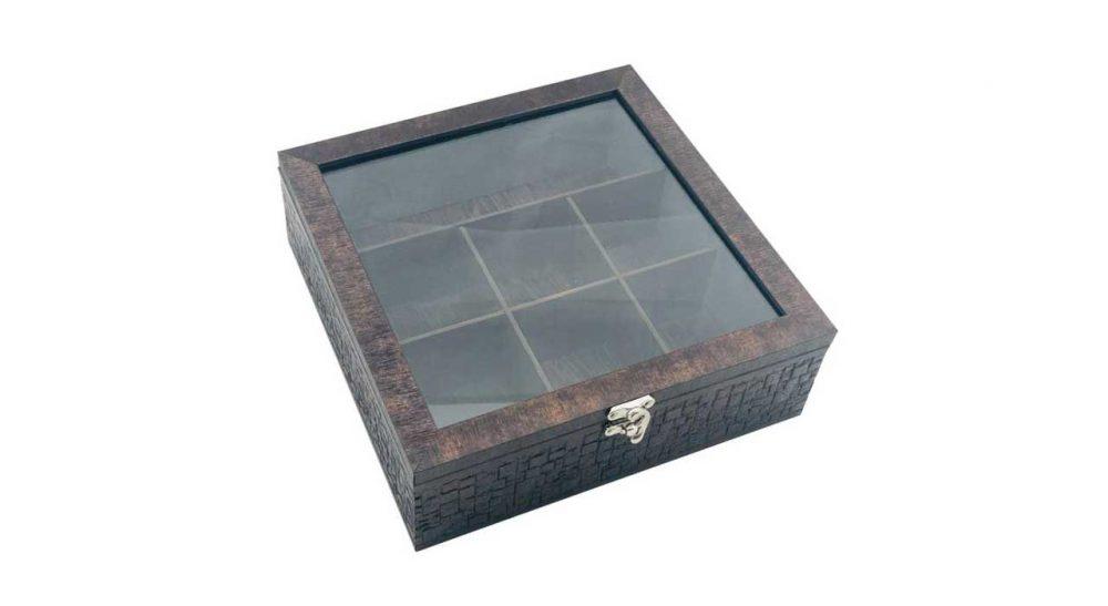 جعبه چای کیسه ای کد 3398|پخش کالای مرکزی