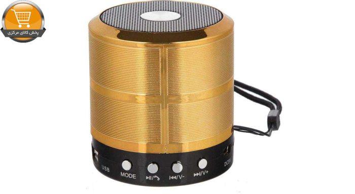 اسپیکر بلوتوثی قابل حمل CAMIX کد 8099 |پخش کالای مرکزی
