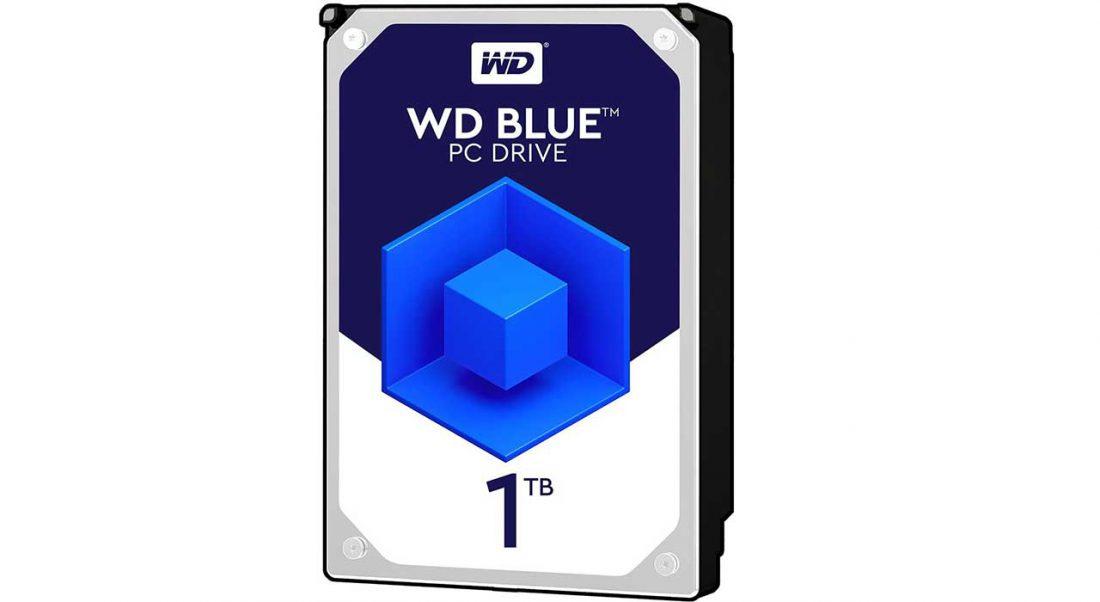 هارددیسک اینترنال وسترن دیجیتال مدل Blue WD10EZEX ظرفیت 1 ترابایت |پخش کالاي مرکزي