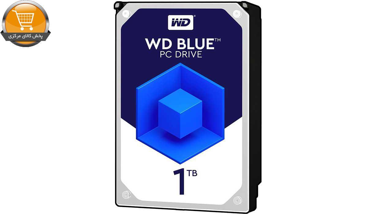 هارددیسک اینترنال وسترن دیجیتال مدل Blue WD10EZEX ظرفیت 1 ترابایت  پخش کالاي مرکزي