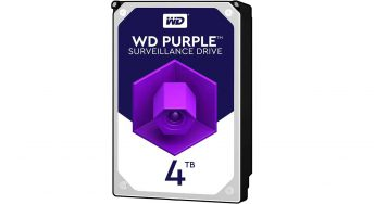 هارددیسک اینترنال وسترن دیجیتال مدل Purple WD40PURX ظرفیت 4 ترابایت |پخش کالای مرکزی