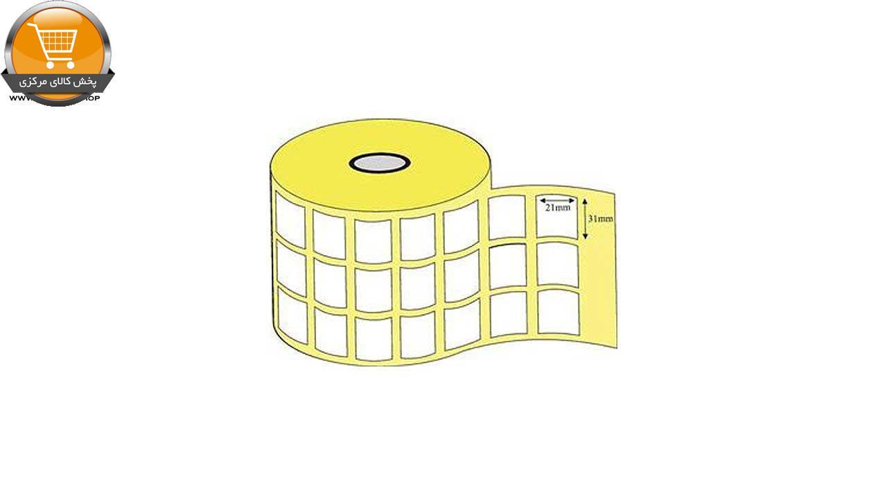 برچسب پرینتر لیبل زن آی تی پی مدل ITP2131/3 کاغذی سفید |پخش کالای مرکزی