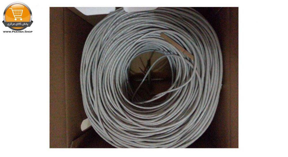 کابل شبکه Cat 5E UTP CCC بلدن به طول 305 متر |پخش کالای مرکزی