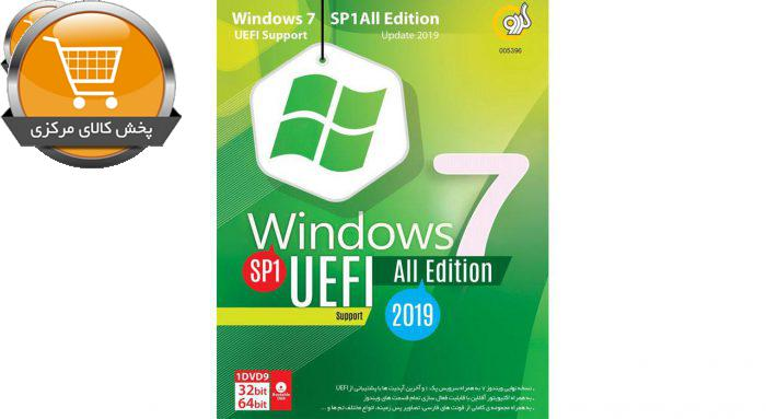 Gerdoo Windows 7 SP1 All Edition Update 2019 1DVD9