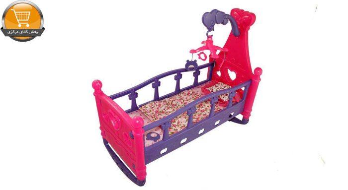 تخت گهواره عروسک مدلBaby Born|پخش کالای مرکزی