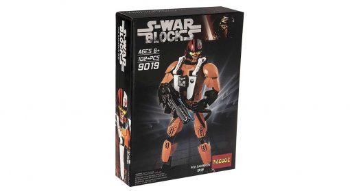 ساختنی Decool سری S-war مدل 9019|پخش کالای مرکزی