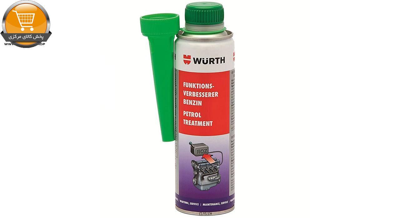 مکمل بنزین وورث مدل 5861101300 حجم 300 میلی لیتر ۱۹ نفر