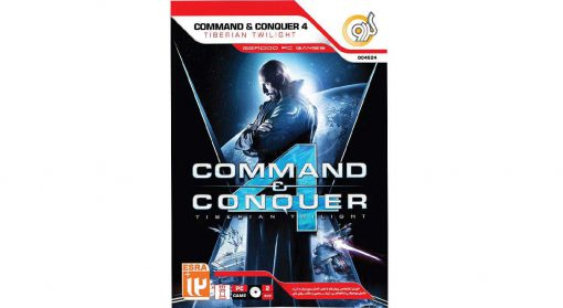 بازی Command and ConQuer 4: Tiberian Twilight مخصوص PC|پخش کالای مرکزی