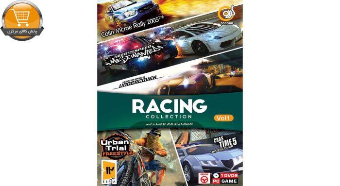 مجموعه بازی های Racing Collection Vol.1 Collection مخصوص PC|پخش کالای مرکزی