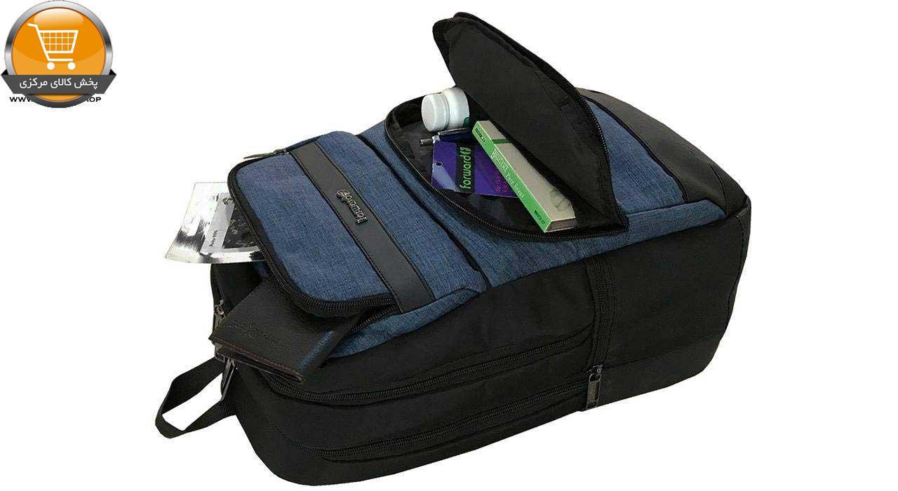 کوله پشتی لپ تاپ فوروارد مدل FCLT0040 مناسب برای لپ تاپ 17 اینچی |پخش کالاي مرکزي