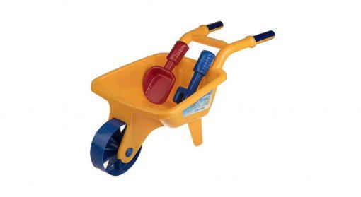 ست شن بازی زرین تویز مدل Wheelbarrows E2 |پخش کالای مرکزی
