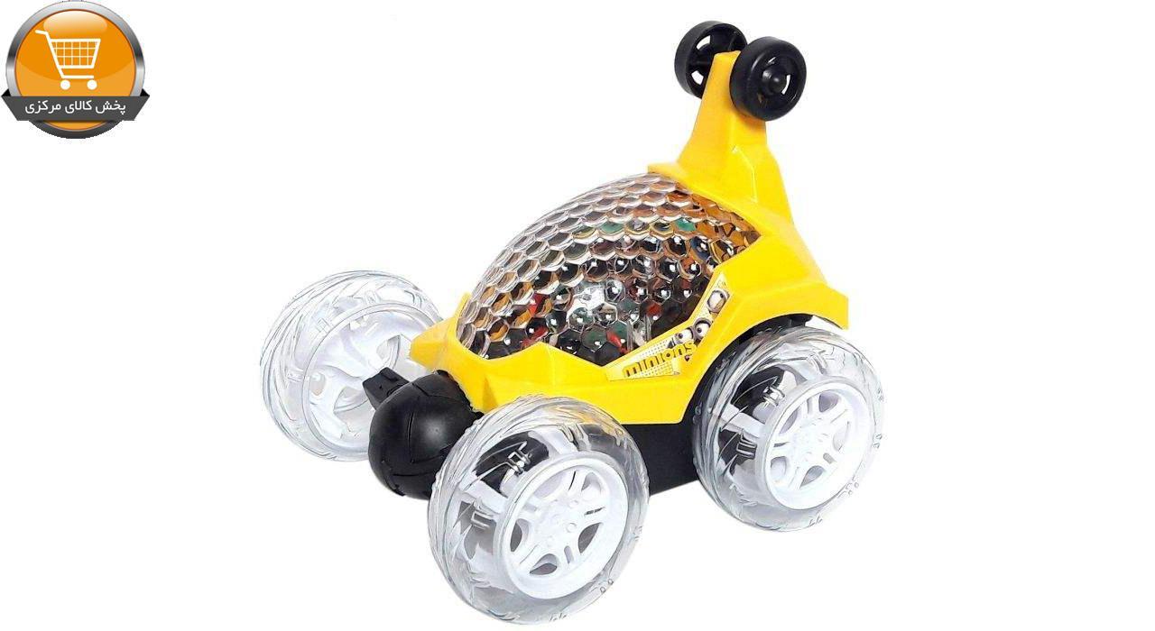 ماشین بازی کنترلی مدل ACROBATIC CAR پخش کالای مرکزی