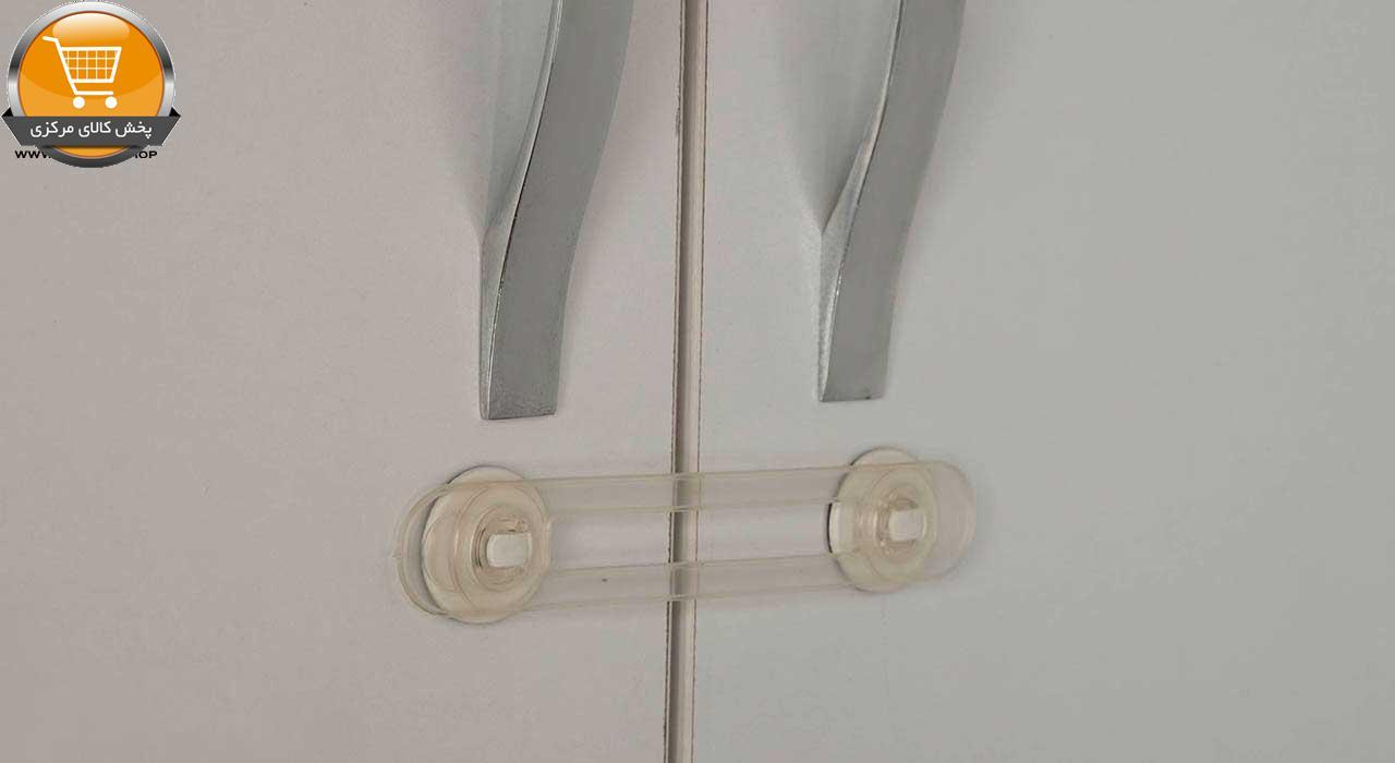 قفل کشو پویا مدل Home Safety Kit بسته 4 عددی |پخش کالاي مرکزي