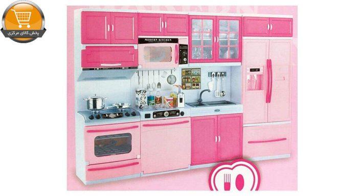 ست اسباب بازی آشپزخانه مدل Modern Kitchen کد 7163