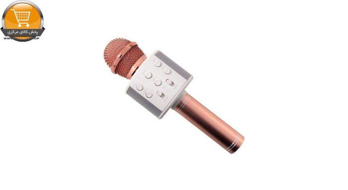 میکروفن اسپیکر مدل WS-858 کد shb105