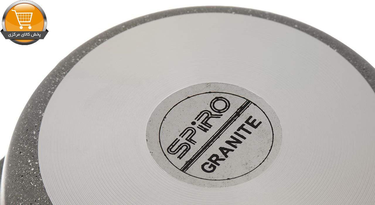 سرویس پخت و پز 8 پارچه اسپیرو کد 001   پخش کالای مرکزی