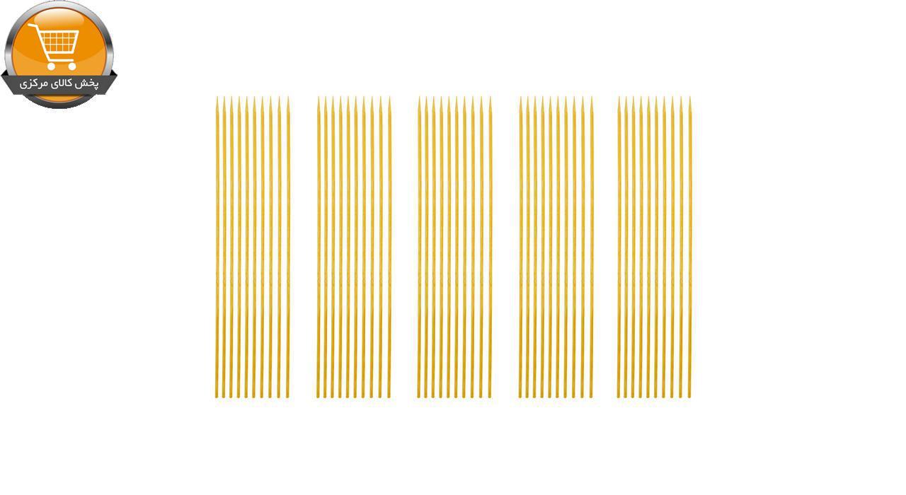 سیخ پرلی نچرال مدل 1392 بسته 100 عددی