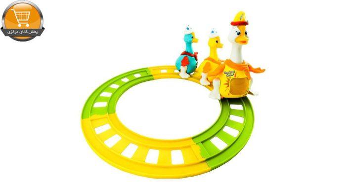 قطار بازی طرح اردکی کد 7182