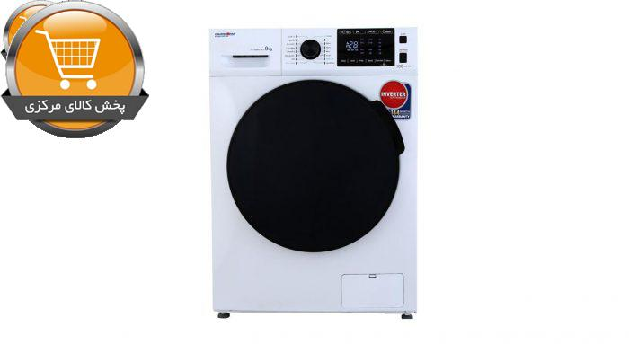 لباسشوییاتوماتTFI-93401 WT-9Kgسفید درب کروم | پخش کالای مرکزی