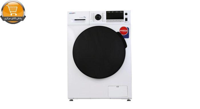 لباسشوییاتوماتTFI-93402 WT-9Kgسفید درب کروم | پخش کالای مرکزی